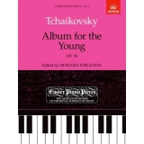 Tchaikovsky: Album for the Young OP. 39 (Easier Piano Pieces No. 2)