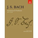 J. S. Bach: Inventions & Sinfonias BWV 772-801