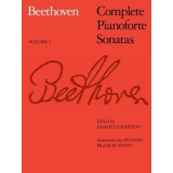 Beethoven: Complete Pianoforte Sonatas Volume I