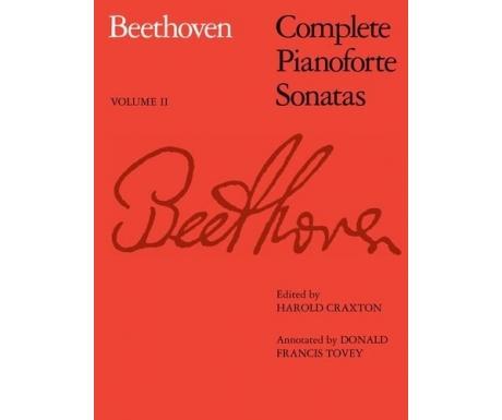 Beethoven: Complete Pianoforte Sonatas Volume II