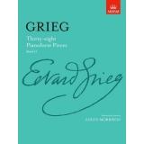 Grieg: Thirty-eight Pianoforte Pieces Book II