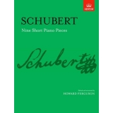 Schubert: Nine Short Piano Pieces