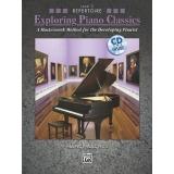 Exploring Piano Classics Level 3 Repertoire (with CD)