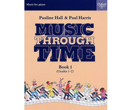 Music Through Time Book 1 (Grades 1-2)