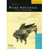 Piano Sonatinas Book 1 - Early Intermediate