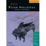 Piano Sonatinas Book 4 - Early Advanced