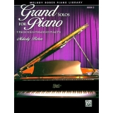 Grand Solos for Piano Book 5 - 9 Pieces for Intermediate Pianists