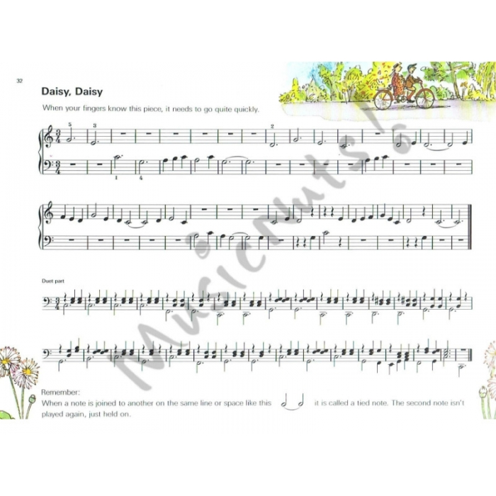 More Tunes for Ten Fingers - A Second Piano Book