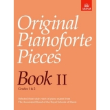 Original Pianoforte Pieces Book II (Grades 1 & 2)