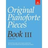 Original Pianoforte Pieces Book III (Grades 3 & 4)