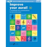 Improve Your Aural! Grade 1 (with CD)