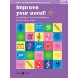 Improve Your Aural! Grade 4 (with CD)