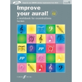 Improve Your Aural! Grade 6 (with CD)