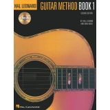 Hal Leonard Guitar Method: Book 1 (with CD)