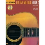 Hal Leonard Guitar Method: Book 2 (with CD)