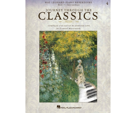 Journey Through the Classics Book 4 (Intermediate)