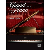 Grand Duets for Piano Book 1 - 8 Early Elementary Pieces for One Piano, Four Hands
