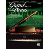 Grand Duets for Piano Book 2 - 8 Elementary Pieces for One Piano, Four Hands