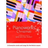 Pianoworks Christmas - 24 Favourite Carols and Songs for the Festive Season