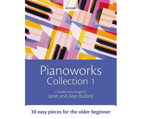 Pianoworks Collection 1 - 30 Easy Pieces for the Older Beginner