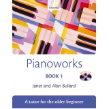 Pianoworks Book 1 - A Tutor for the Older Beginner (with CD)