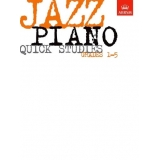 Jazz Piano Quick Studies Grades 1-5