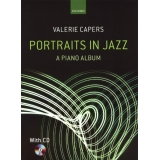 Portraits in Jazz - A Piano Album (with CD)