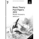 Music Theory Past Papers 2012 Model Answers ABRSM Grade 7 (Malaysia/Singapore Edition)