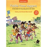Fiddle Time Joggers Violin Book 1: A First Book of Very Easy Pieces for Violin (with CD)