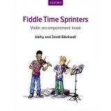 Fiddle Time Sprinters: Violin Accompaniment Book