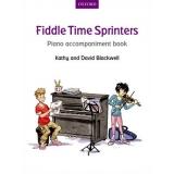 Fiddle Time Sprinters: Piano Accompaniment Book
