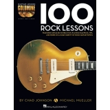 Guitar Lesson Goldmine: 100 Rock Lessons (with CD)