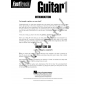 FastTrack Music Instruction Guitar 1 (with CD)