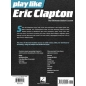 Play like Eric Clapton - The Ultimate Guitar Lesson (with Audio Access)