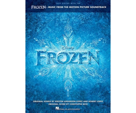 Frozen: Music from the Motion Picture Soundtrack (Easy Guitar with TAB)