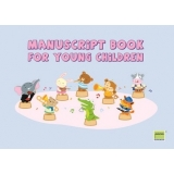 Manuscript Book for Young Children (Orchestra)