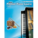 Alfred's Premier Piano Course Jazz, Rags & Blues 2A