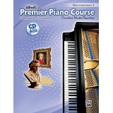 Alfred's Premier Piano Course Masterworks 3 (with CD)