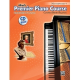 Alfred's Premier Piano Course Masterworks 4 (with CD)