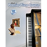 Alfred's Premier Piano Course Masterworks 6 (with CD)