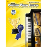 Alfred's Premier Piano Course Performance 1B (with CD)