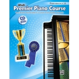 Alfred's Premier Piano Course Performance 2A (with CD)