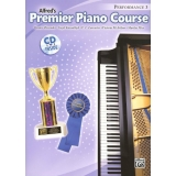 Alfred's Premier Piano Course Performance 3 (with CD)