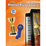 Alfred's Premier Piano Course Performance 4 (with CD)