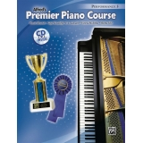 Alfred's Premier Piano Course Performance 5 (with CD)
