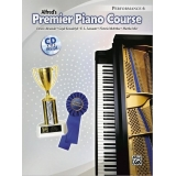 Alfred's Premier Piano Course Performance 6 (with CD)