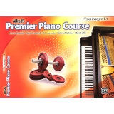 Alfred's Premier Piano Course Technique 1A