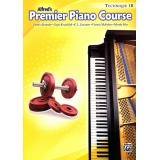 Alfred's Premier Piano Course Technique 1B