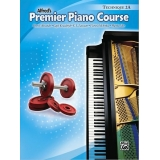 Alfred's Premier Piano Course Technique 2A