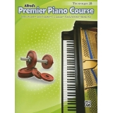 Alfred's Premier Piano Course Technique 2B
